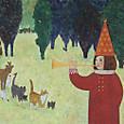 森の笛吹き